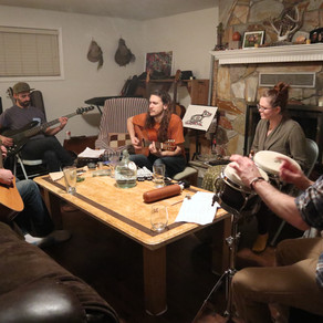The Latin Lovers band practice