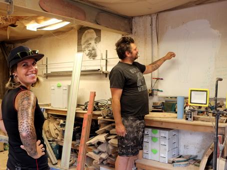 A Custom Board & Amazing People (Pt. 4)