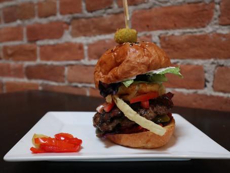 Nelson Burger Month Stop 11 - Loka Middle Eastern-Mediterranean Bistro