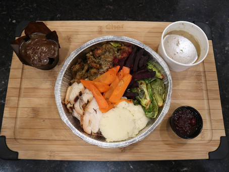 Christmas Dinner To-Go from Finley's Bar & Grill