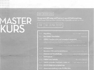 CEREC Masterkurs in Köln