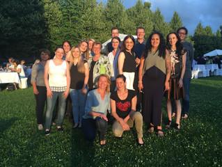Besuch der Sommerakademie in Ludwigsburg