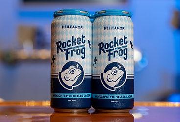 Rocket Frog Helleanor