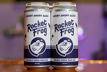 Rocket Frog Angry Angry Alice IPA