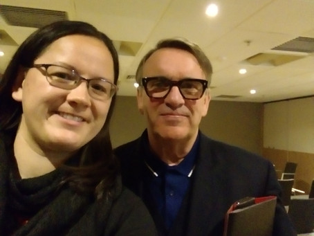 Working with Chris Difford from Squeeze