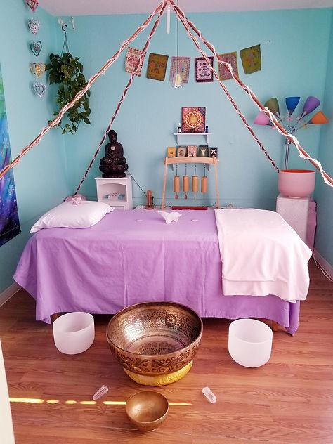 Crystal Pyramid Sound Healing