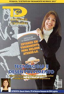 Carmem Rocha na Revista Inteligência Corporativa