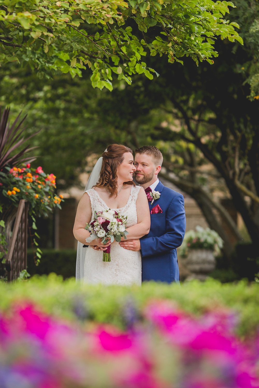 Saint Charles IL Wedding Photographer. Hotel Baker.