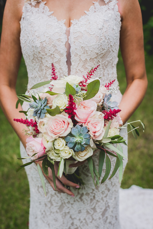 Northfork Farms Wedding - Oswego IL Wedding Details