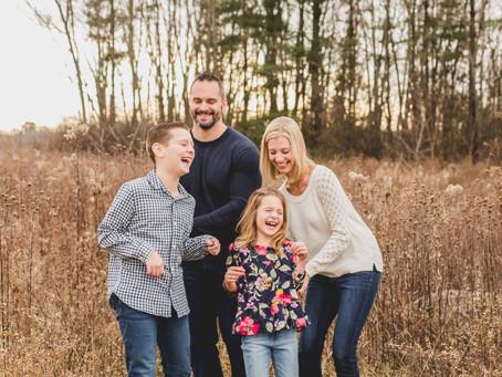Pech Family Session-Leroy Oaks-Saint Charles, IL