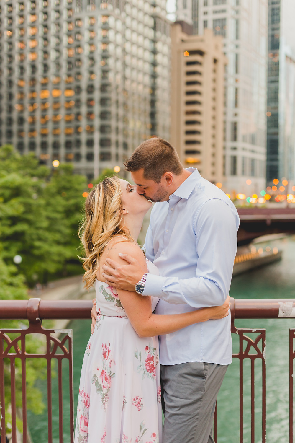 Summer engagement session, Composed and Exposed Photography