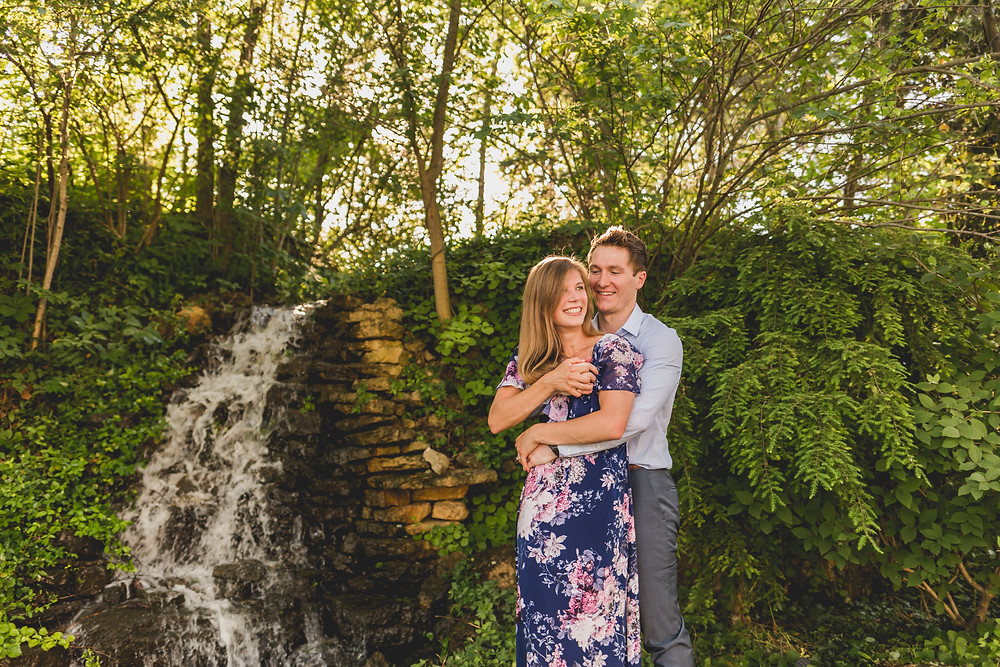 fun and candid photography, adventurous engagement session, Composed and Exposed Photography, Chicagoland wedding photographer