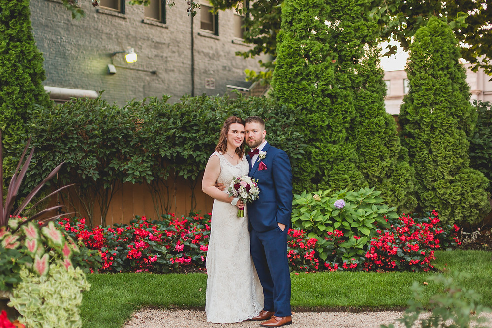 Composed and Exposed Photography Hotel Baker wedding