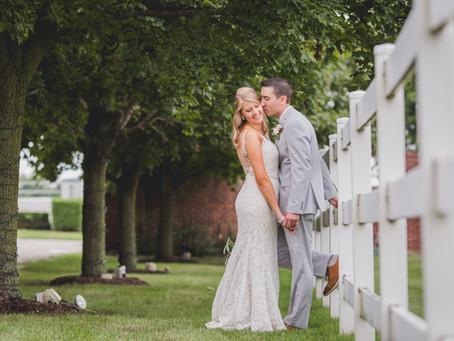 Lisa and Joey-Northfork Farms Wedding-Oswego IL