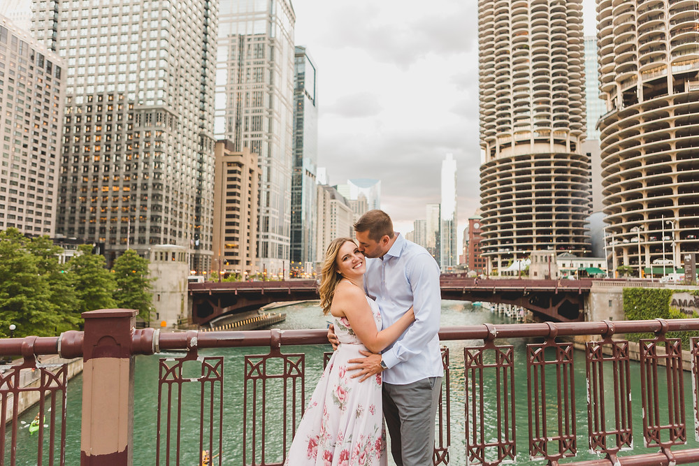 Chicago Riverwalk, Composed and Exposed Photography