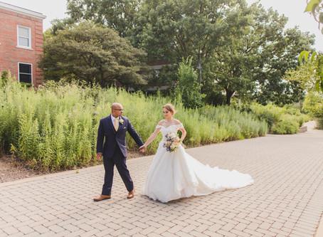 Vanessa and Antony's Summer Wedding at Hammerschmidt Memorial Chapel-Elmhurst IL
