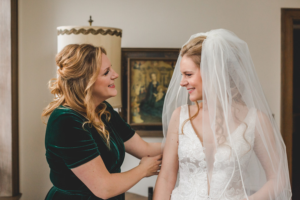 Maid of honor and bride, emotional wedding photography, Batavia IL wedding, Professional wedding photographer, South Elgin Wedding Photographer, Illinois Wedding Photographer, Wedding photographer located in St. Charles IL, Composed and Exposed Photography,