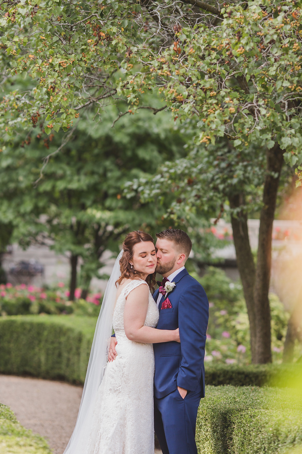 Hotel Baker wedding. Saint Charles IL wedding photographer