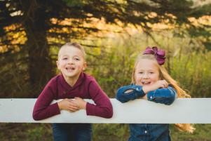 Fall family photos. St. Charles Photographer