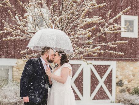 Rustic Barn Wedding - Hoosier Grove Barn- Streamwood, IL