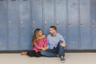 High School sweethearts