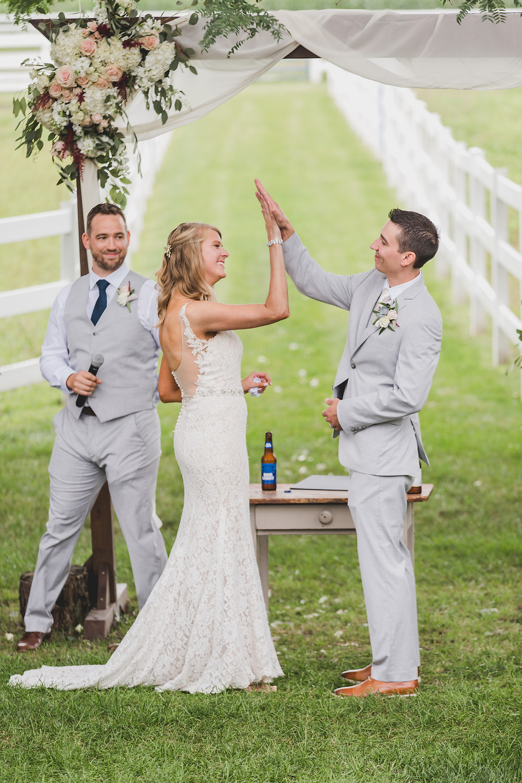 Wedding photographer in South Elgin