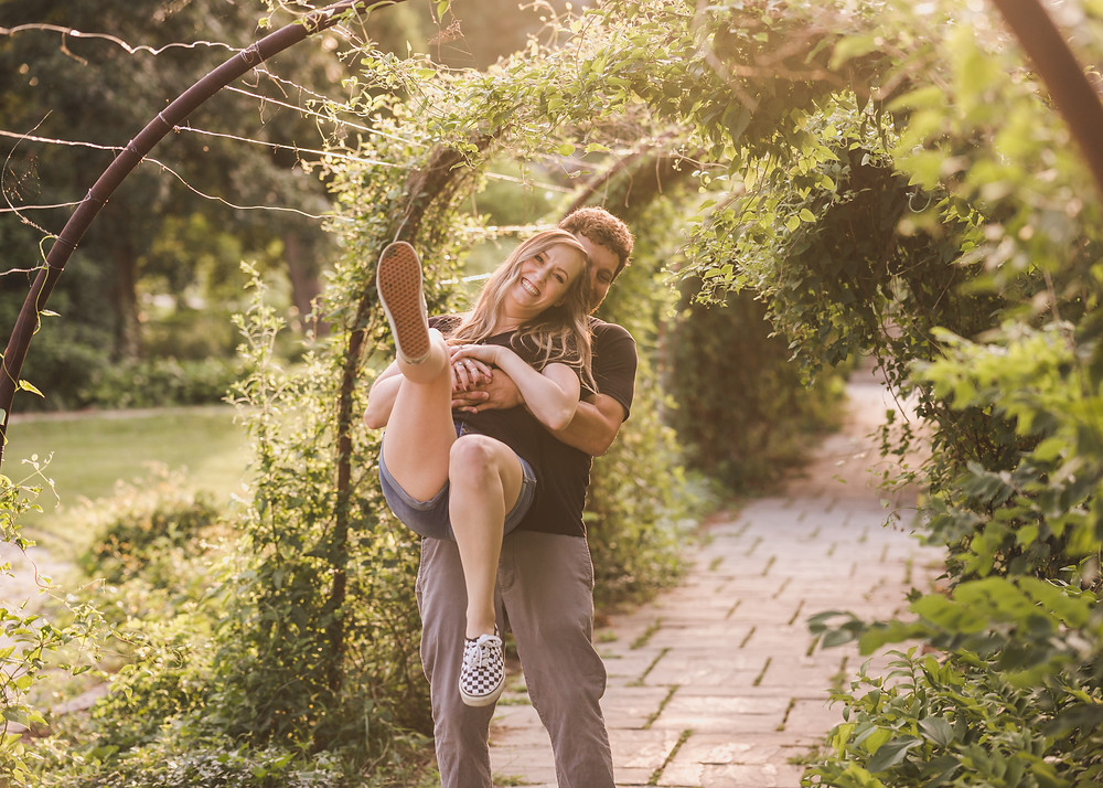 Fabyan Forest Preserve Geneva IL, Midwest wedding photographer, Illinois photographer, Composed and Exposed Photography, summer engagement session