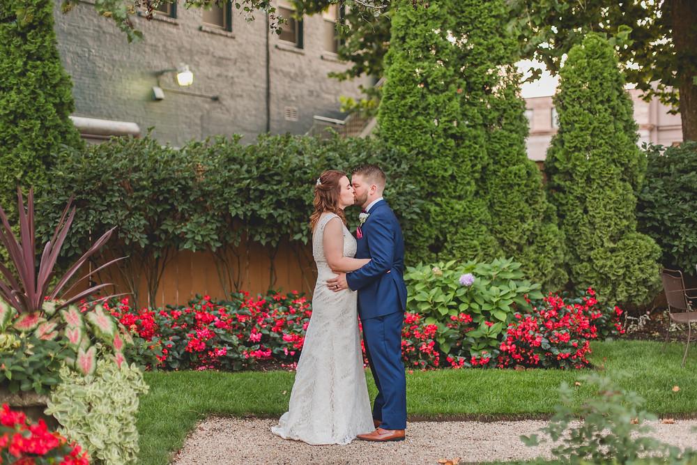 Hotel Baker wedding. Wedding photography