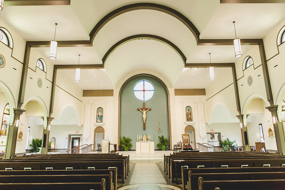 St. Gall Church in Elburn, event photographer