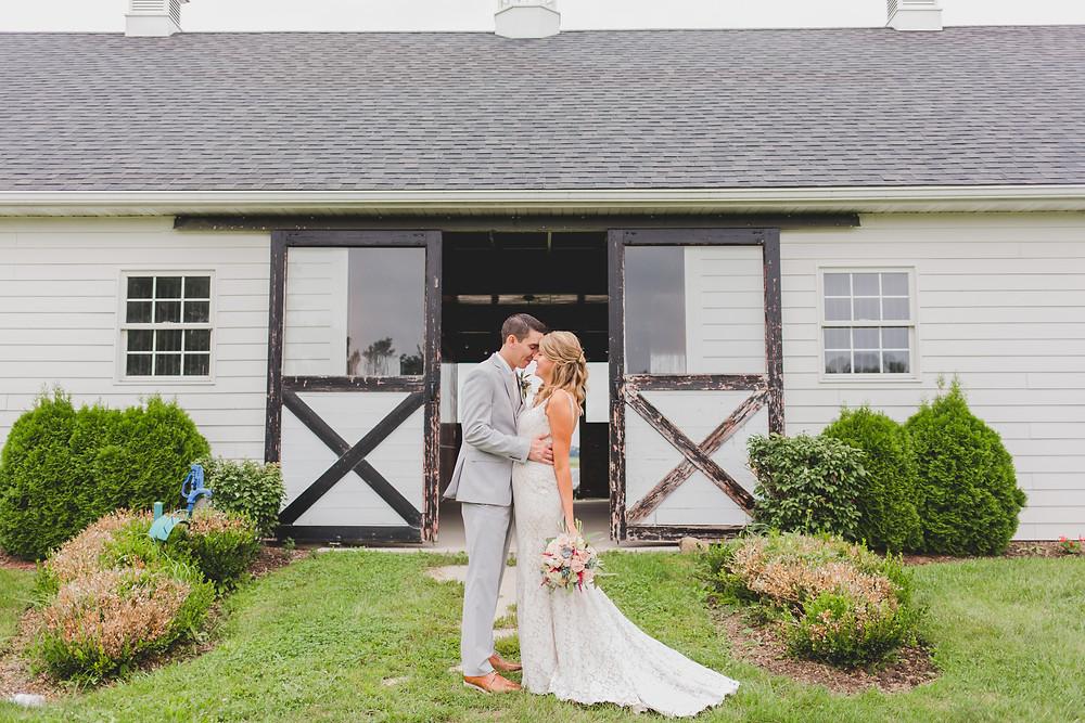 Northfork Farms Wedding - Oswego IL