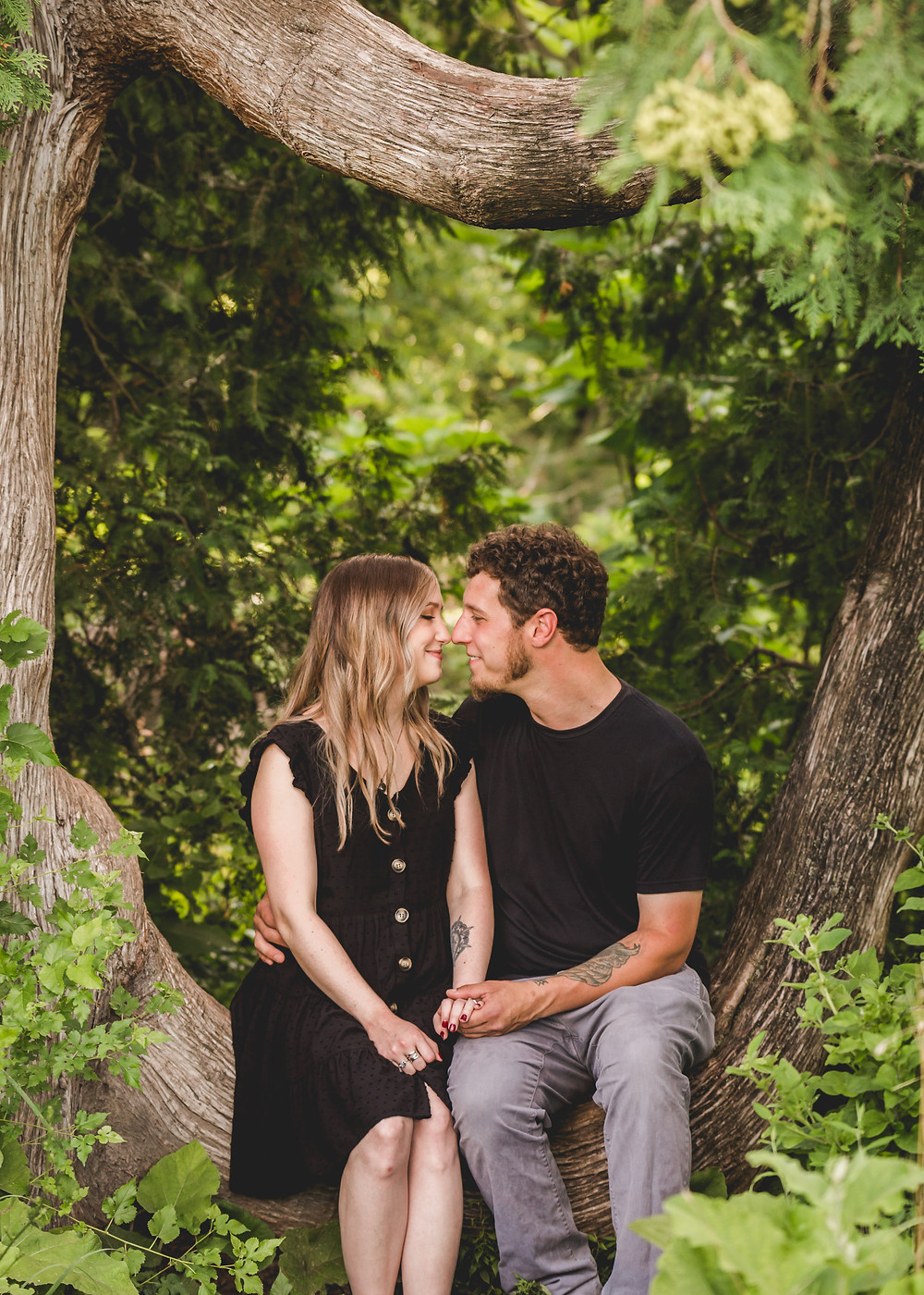 Summer engagement session, Kane County Photographer, Professional photographer, Composed and Exposed Photography
