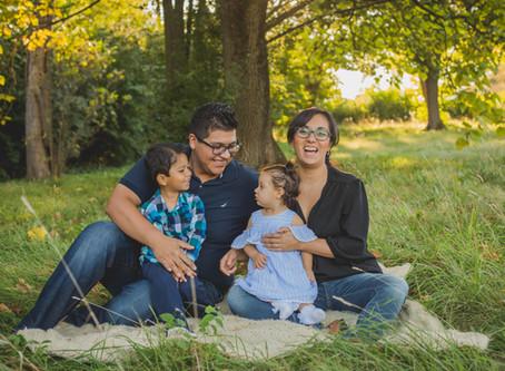 Rangel Family Session