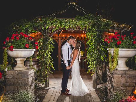 Gardens of Woodstock Wedding, Woodstock IL -Kristen and Matt