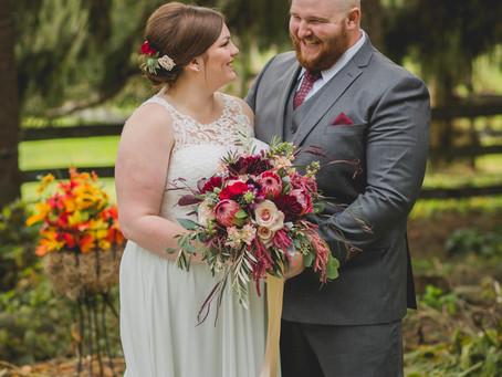 Colorful Barn Wedding-Evergreen Valley Farm-Campton Hills, IL