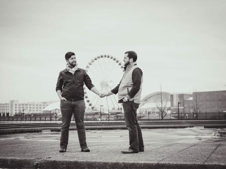 Matt & Eric's Engagement Session