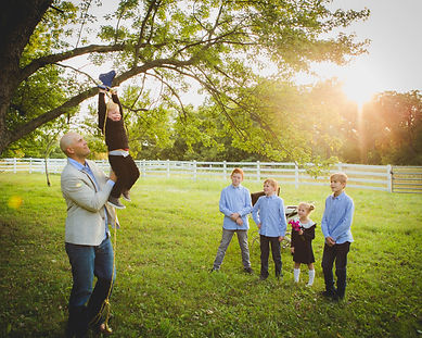 Family Fun Composed and Exposed Photography