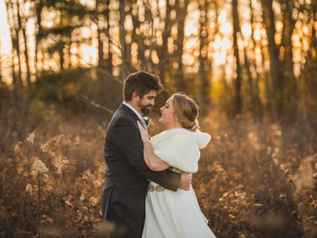 Liz and Dave's Micro Wedding- St. Charles IL