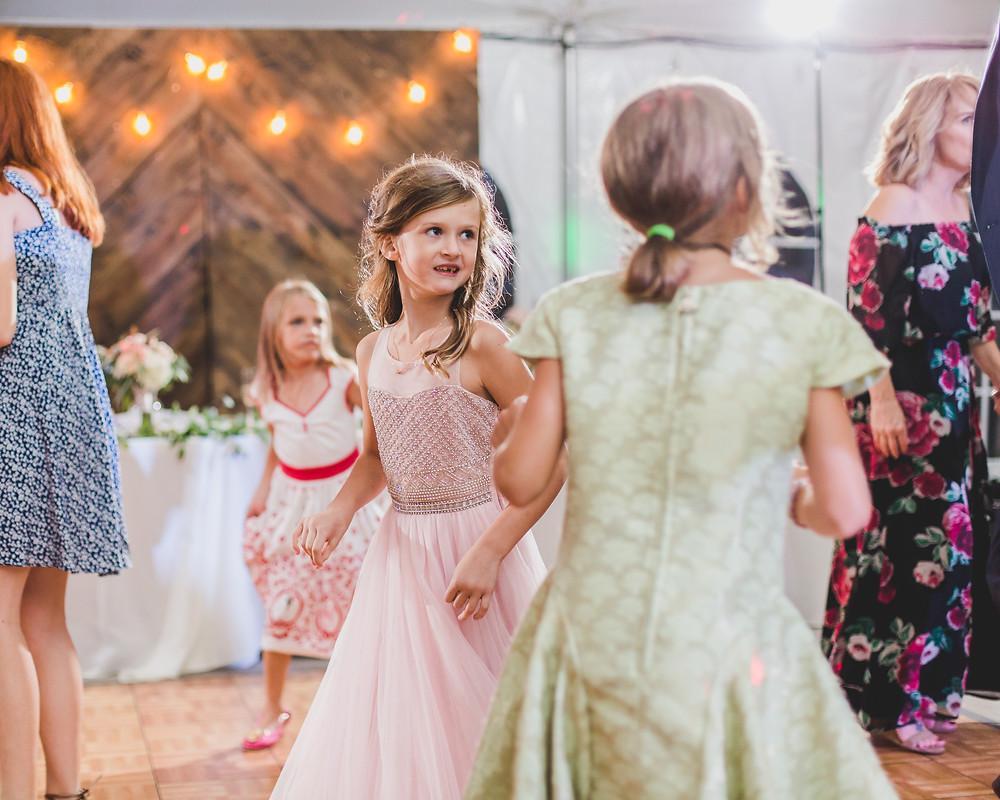 Northfork Farms Wedding - Oswego IL Reception
