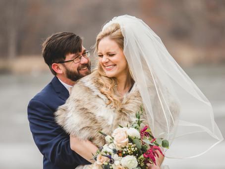 Batavia IL Wedding - Riverview Banquets - Lauren and Zach's Winter Wedding