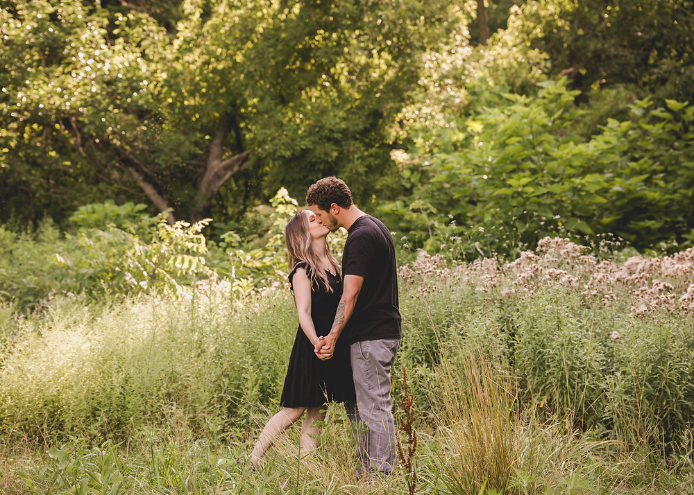 Midwest photography, engagement session, Illinois photographer, Composed and Exposed Photography