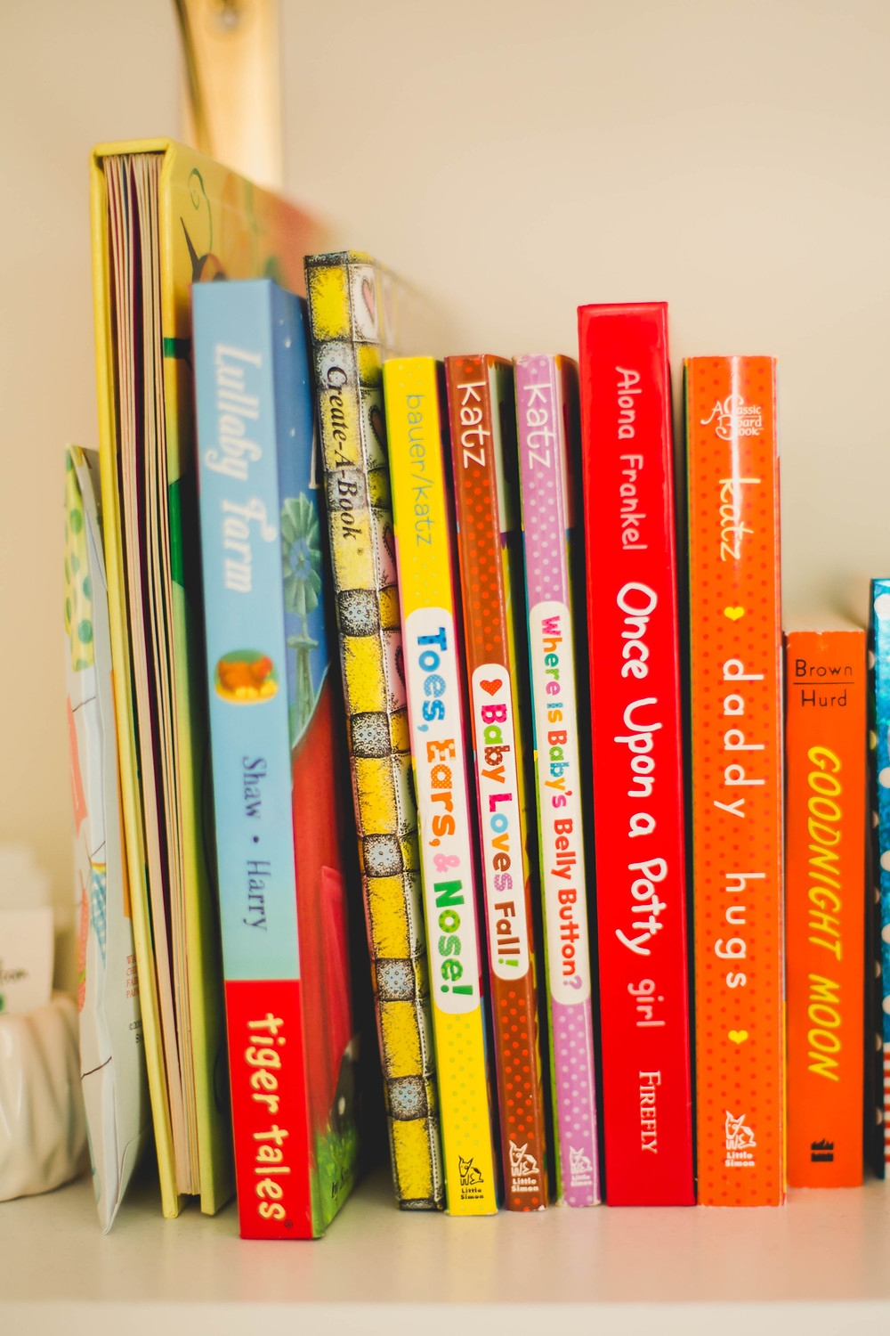 Nursery details, baby books, lifestyle session,