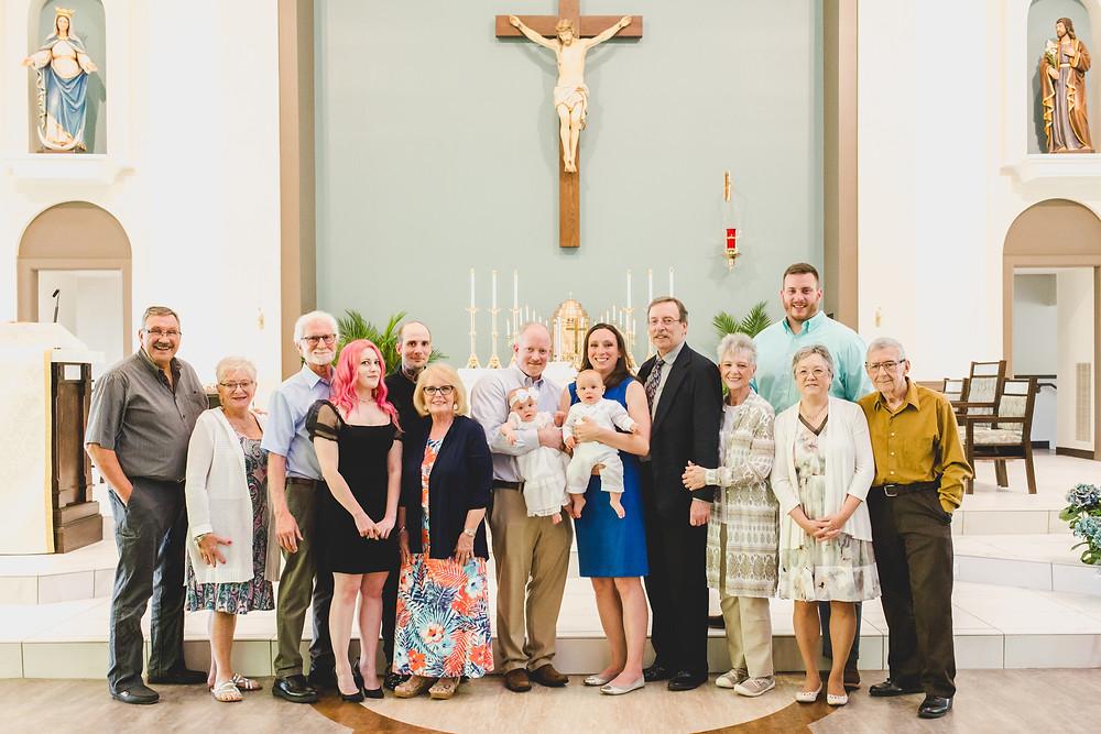 Twin Baptism Elburn IL