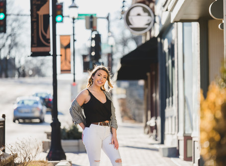 Downtown West Dundee IL Urban Session