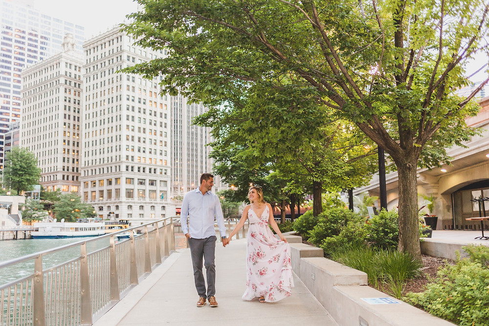 Composed and Exposed Photography, Chicago engagement session, Kane County photographer