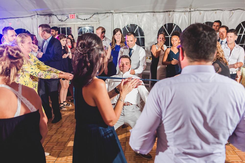 Reception Dancing