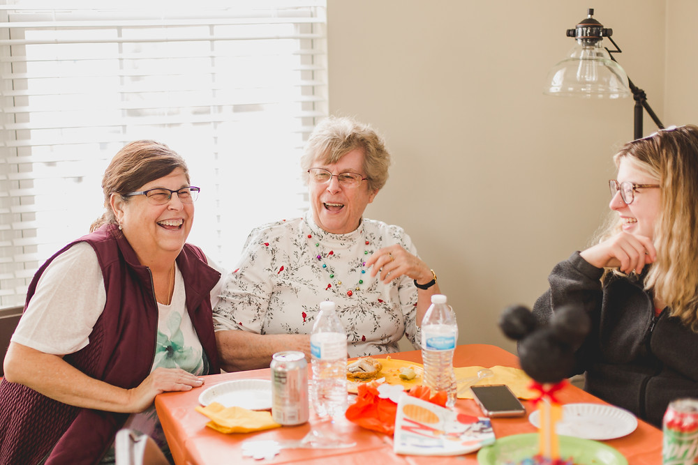 Laughter and joy! Candid event photographer located in South Elgin