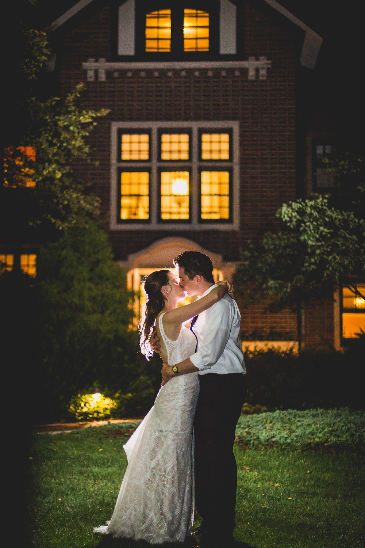 OCF wedding photography
