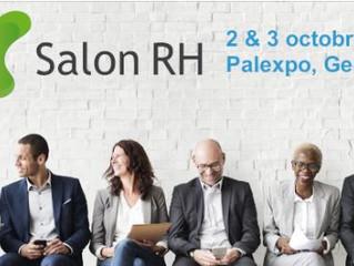 Sourcing et Veille stratégique au Salon RH de Genève  2-3 Octobre 2019