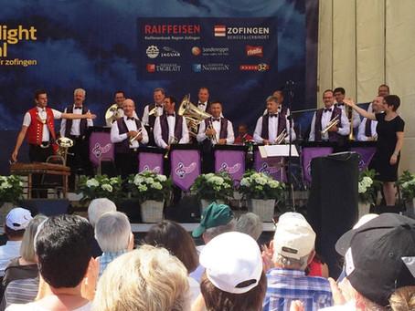 Volksmusig-Matinee in Zofingen