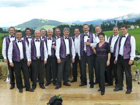 1. Schweizerisches Buremusigträffe in Schwellbrunn AR